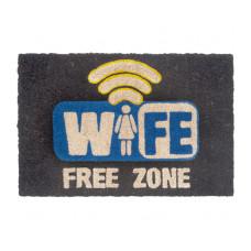 Rohožka WIFE free zóna 60x40cm