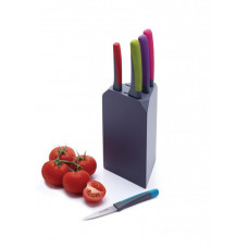 Stojan s nožmi KITCHEN CRAFT Easy Grip Knife Set