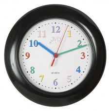 Detské nástenné hodiny JVD basic SR 607.11, 25cm