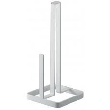 Stojanček na rolu papierových utierok Yamazaki Tower, biely