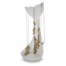 Stojan na šperky J-ME Whale Jewellery Dish, biela