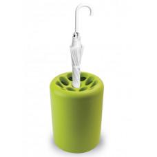 Stojan na dáždniky Qualy Lotus Root, zelený