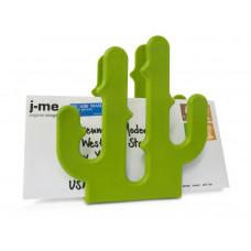 Stojan na dopisy J-ME Kaktus biely