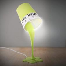 Stolná lampa Balvi CMYK, zelená