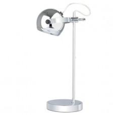 Stolná lampa Retro Mini chróm 35cm