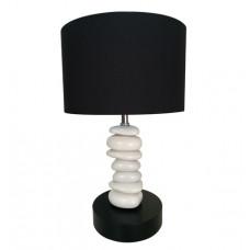 Stolová lampa White rock, 45cm