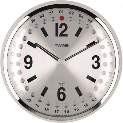 Twins hodiny 14 silver 32cm