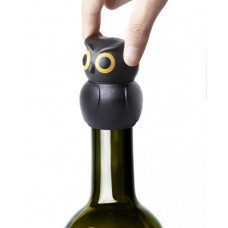 Uzáver vína Qualy Owl Wine Stopper