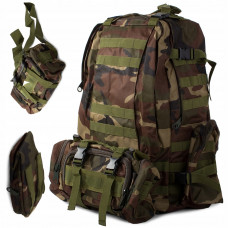 Vojenský ruksak VG279_MC, 48 L