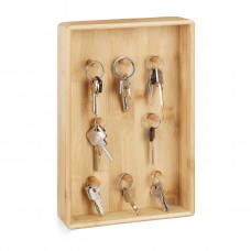 Bambusová skrinka na kľúče, RD4778