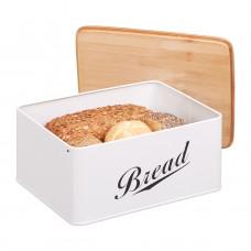 Kovový chlebník Bread, RD4603
