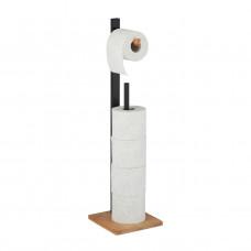 Držiak na toaletný papier z bambusu RD7610BK