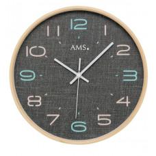 Designové nástenné hodiny 5513 AMS 32cm