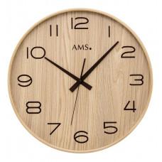 Designové nástenné hodiny 5522 AMS 40cm
