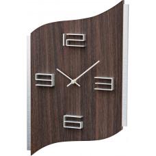 Dizajnové nástenné hodiny AMS 9612, 40 cm