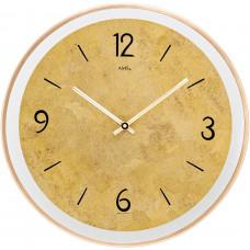 Dizajnové nástenné hodiny AMS 9627, 40 cm