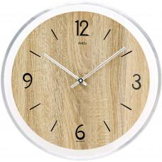 Dizajnové nástenné hodiny AMS 9628, 40 cm