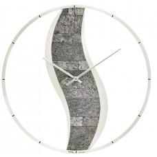 Dizajnové nástenné hodiny AMS 9646, 40 cm