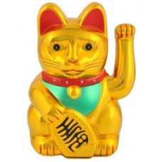 Čínska mačka pre Šťastie zlatá ISO3064