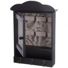 Drevená skrinka na kľúče Atmosphera Mansion, JJA8438BR