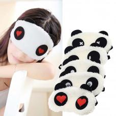 Maska na spanie, Panda