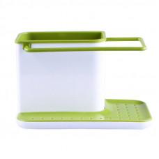 Organizér do kuchyne biely/ zelený