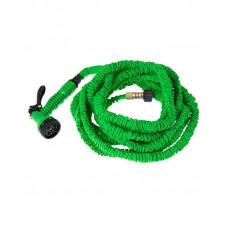 Záhradná flexi hadica 30 metrov - zelená