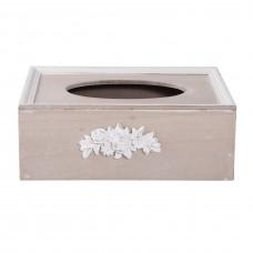 Krabička na papierové vreckovky, Clayre Eff, 6H1629