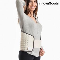 Elektrická podložka InnovaGoods pre chrbát 100 W béžová