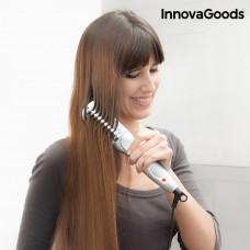 Elektrická kefa na vyrovnávanie vlasov InnovaGoods 25W