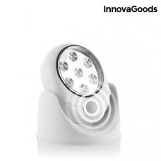 LED lampa InnovaGoods so snímačom pohybu IN0797