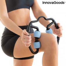 Masážna pomôcka InnovaGoods Rolax Muscle Roller Self-Massager