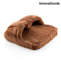 Relaxačná pomôcka na masáž InnovaGoods IN0470 hnedá