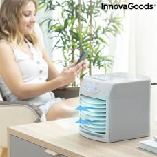 Mini prenosná odparovacia klimatizácia s LED FreezyQ InnovaGoods