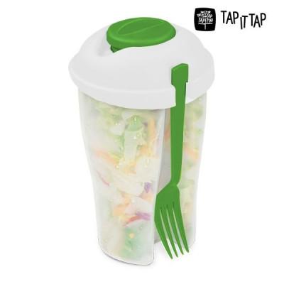 Nádoba na šalát, Tap It Tap Salad inov0112