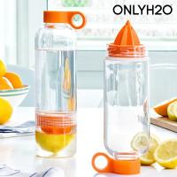 Fľaša na odšťavovanie citrusového ovocia s odšťavovačom IN0365