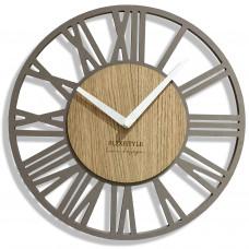 Nástenné hodiny Loft Piccolo Flex z219-1ad-2-x , 30 cm