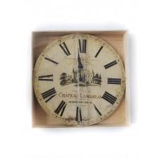 Nástenné vintage hodiny Chateau Langoiran 4700, 30 cm