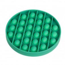 Antistresová hračka Push Pop Bubble Iso 5556, zelená