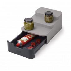 Kompaktný kuchynský organizér so zásuvkou JOSEPH JOSEPH CupboardStore ™