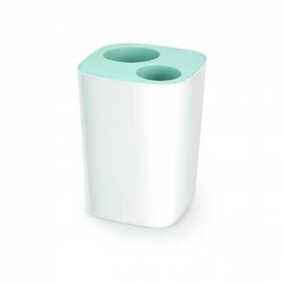 Kúpeľňový kôš s triedením JOSEPH JOSEPH Split ™ Bathroom Waste Separation Bin