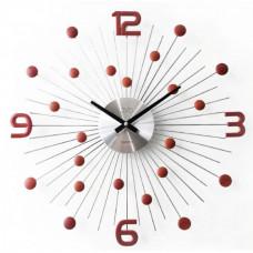 Crystal nástenné hodiny JVD HT074.3 49 cm