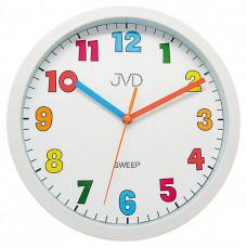 Nástenné hodiny JVD sweep HA46.3, 25cm