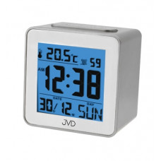 Rádiom riadený budík JVD RB9234.1, 7 cm