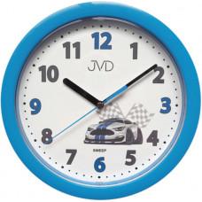 Nástenné hodiny JVD sweep HP612.D5, 25cm
