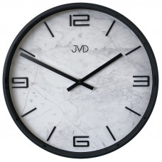 Dizajnové nástenné hodiny JVD HC21.2, 30cm