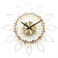 Dizajnové nástenné hodiny JVD HT106.1, 49 cm
