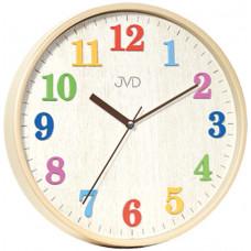 Nástenné hodiny JVD sweep HA49.1, 30cm