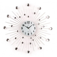 Nástenné dizajnové hodiny JVD HJ20 Krystal 70cm