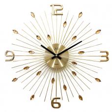 Crystal nástenné hodiny JVD HT104.1 49 cm